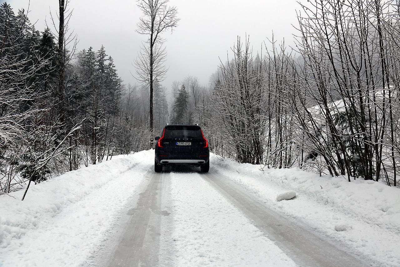 NewCarz Volvo XC90 Winterwald