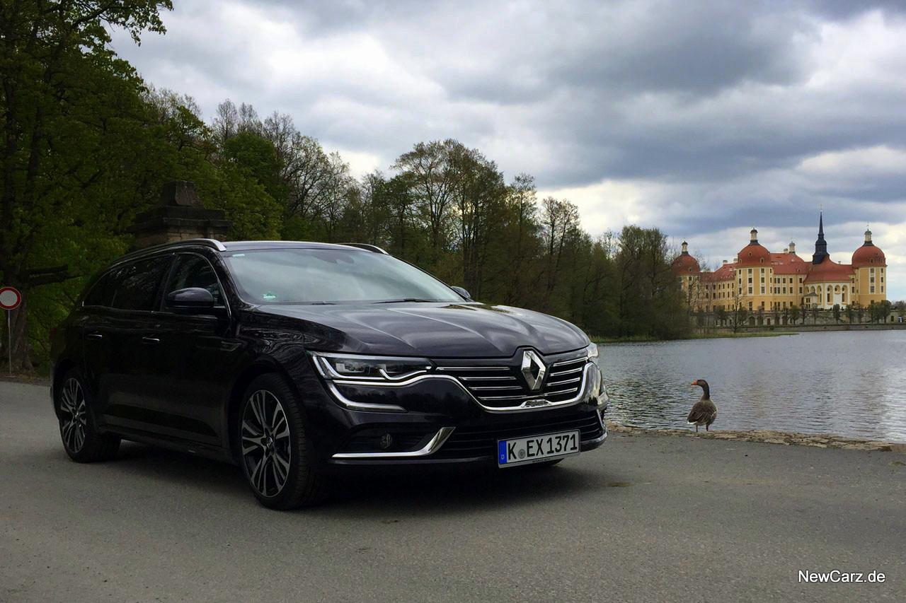 Renault Talisman Grandtour - Charismatischer Kombi ...