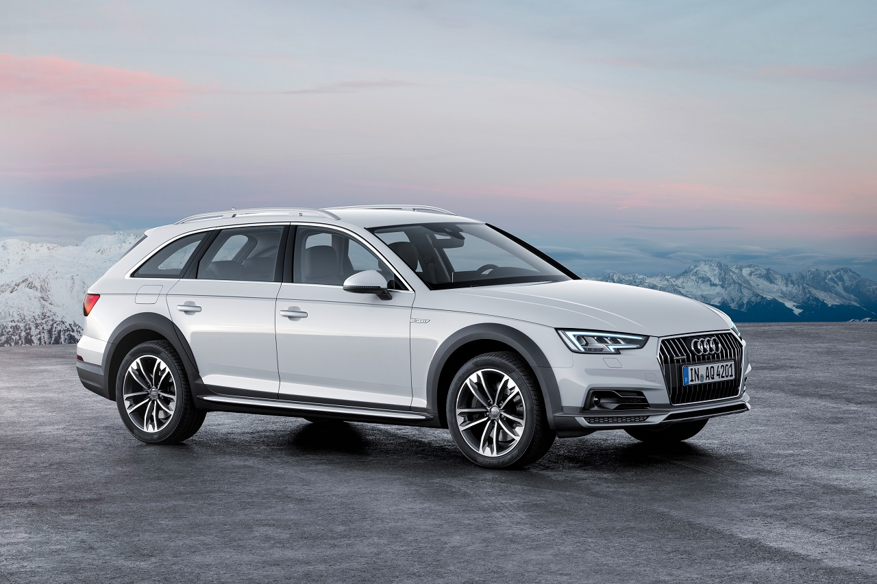 audi a4 allroad quattro ultra ist das neue quattro. Black Bedroom Furniture Sets. Home Design Ideas