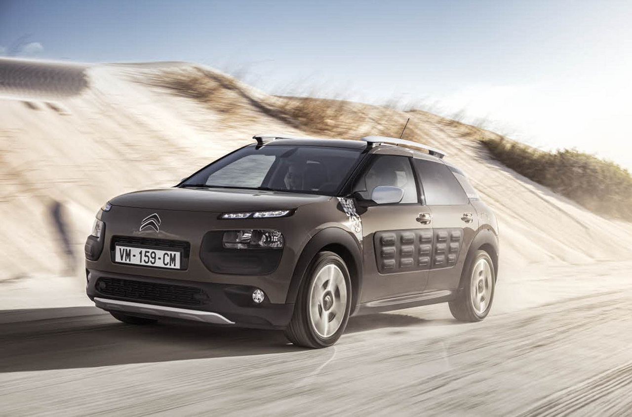 citroen c4 cactus sportdress f r den exoten. Black Bedroom Furniture Sets. Home Design Ideas
