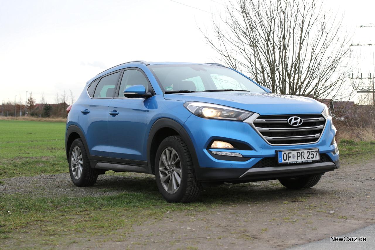Hyundai Tucson – Koreanische Qualitäten - NewCarz.de