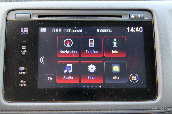 NewCarz-Honda-HRV-Touchscreen