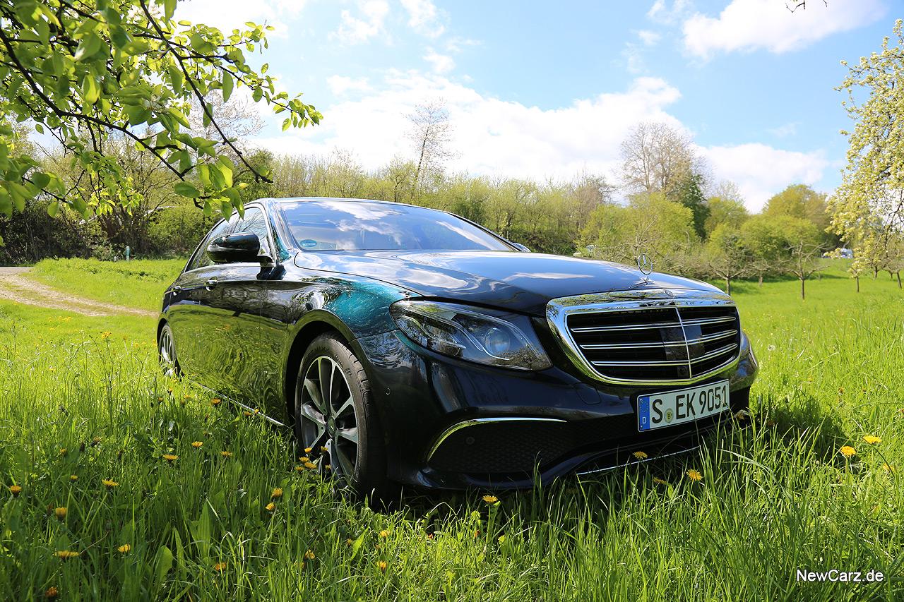 NewCarz-Mercedes-Benz-E-Klasse-Frontansicht