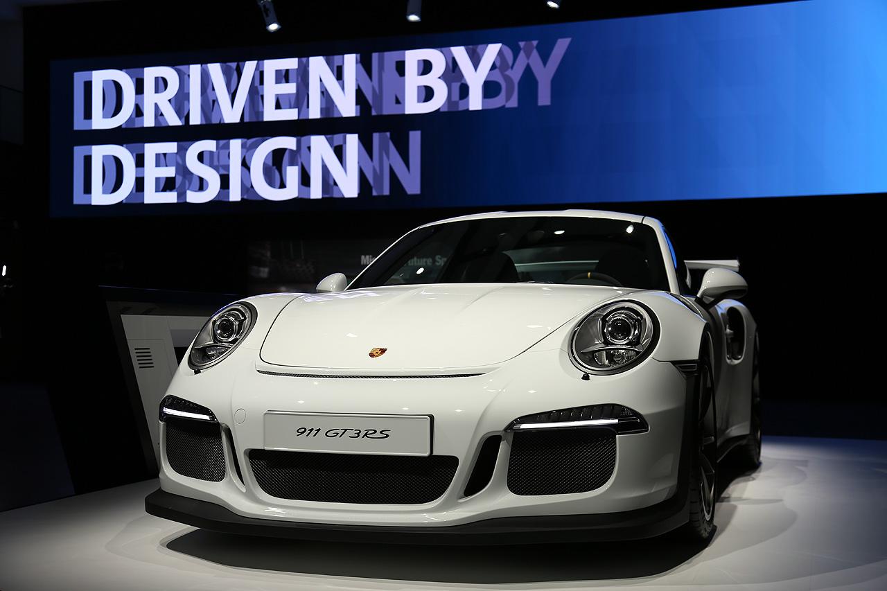 NewCarz Porsche GT3 RS Design Night