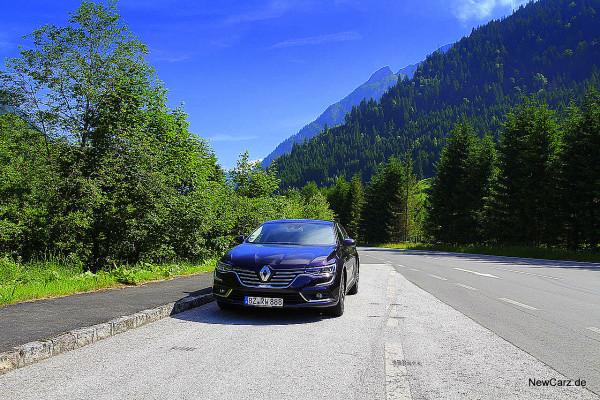 Renault Talisman Ende Dauertest