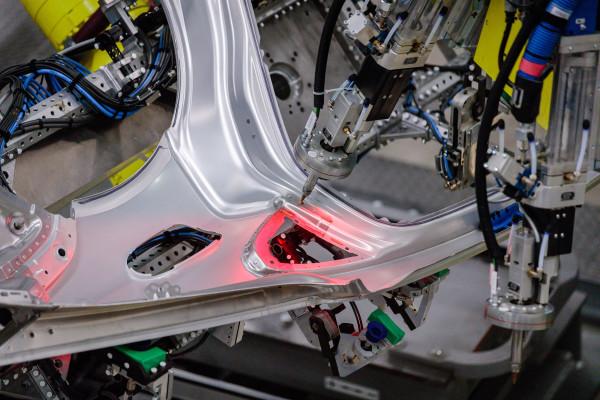 Panamera G2 MSB Karosseriebau der Porsche Leipzig GmbH am 01.06.2016