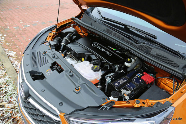 Opel Mokka X Motor