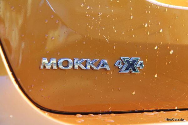 Opel Mokka X 4x4