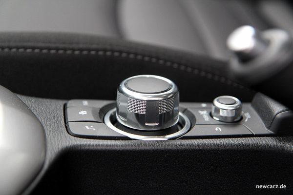 Mazda CX-3 Mittelkonsole