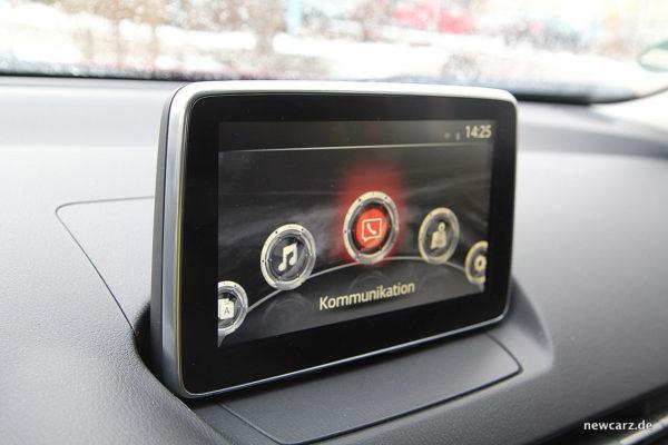Mazda CX-3 Touchscreen