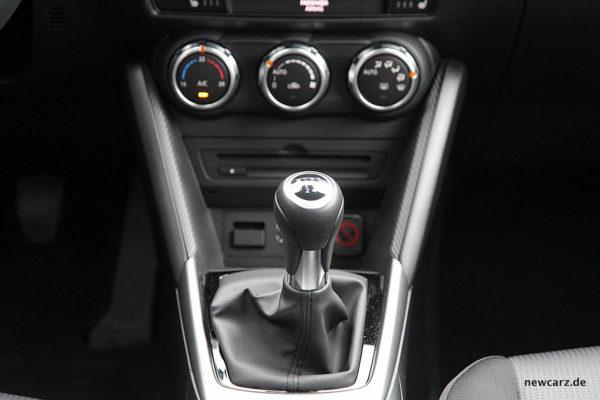 Mazda CX-3 Schalthebel