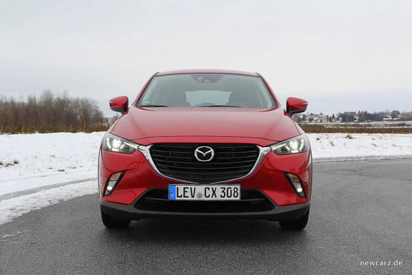 Mazda CX-3 Front