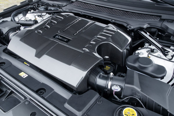 Range Rover SVAutobiography Dynamic Engine