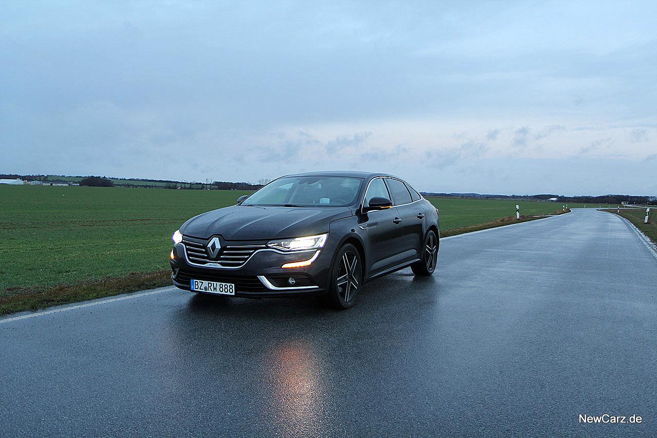 Renault Talisman Dauertest