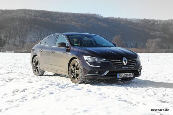 Renault Talisman Winter
