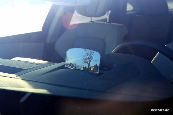 Renault Talisman Headup-Display