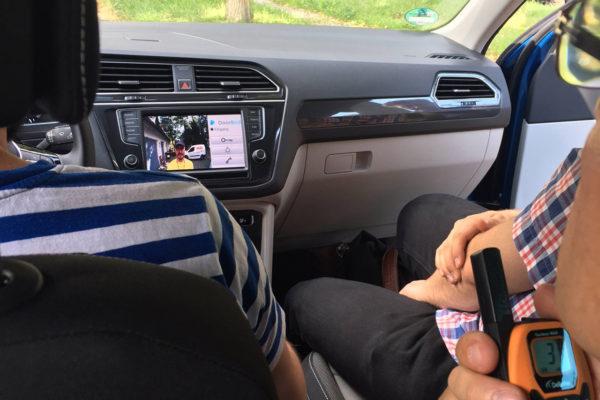 DoorBird und VW