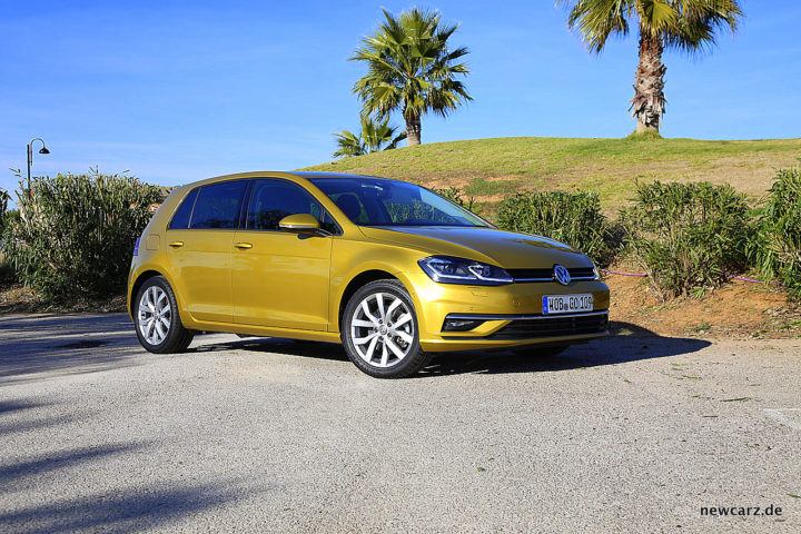 VW Golf 7 Facelift