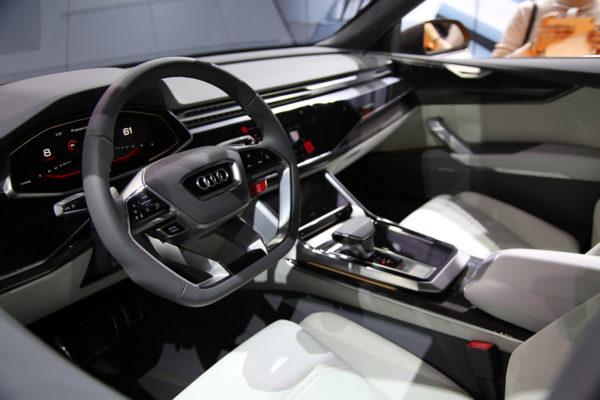 Audi Q8 Sport Concept Interieur
