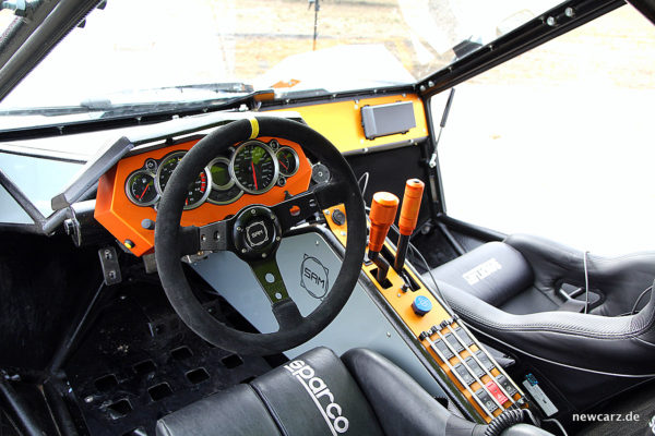 CRIOG-Buggy Cockpit