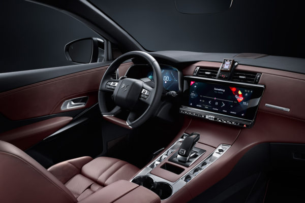 DS7 Crossback Interieur