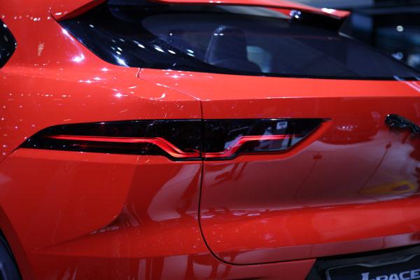 Jaguar I-Pace Concept Heckleuchte