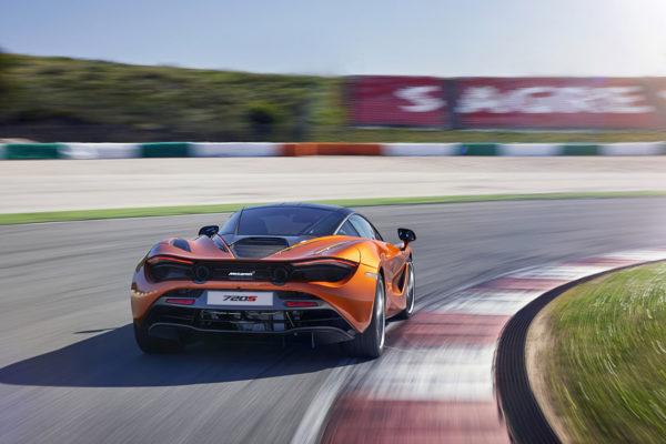 McLaren 720S Heck
