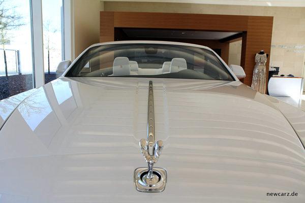 Rolls-Royce Dawn Motorhaube