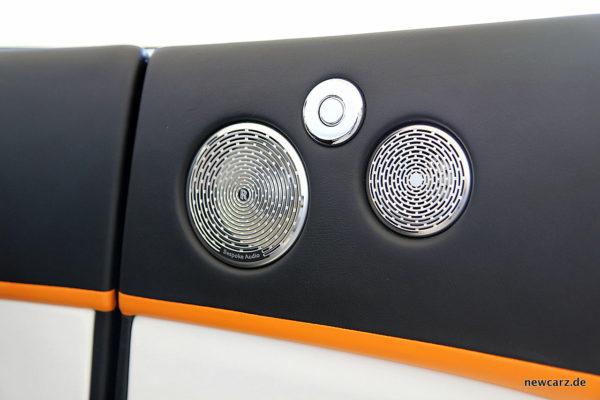 Rolls-Royce Dawn Bespoke