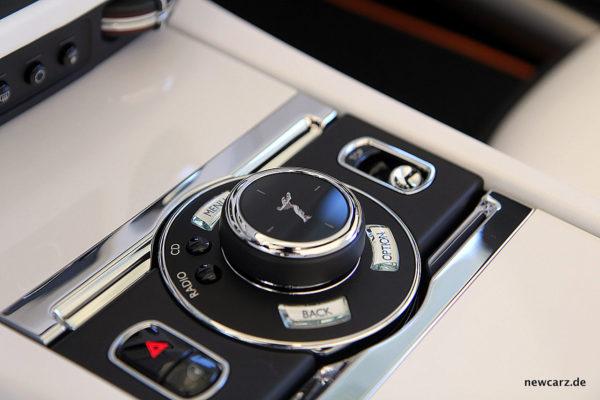 Rolls-Royce Dawn Rotary Controller