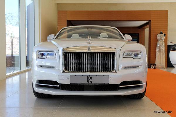 Rolls-Royce Dawn Front
