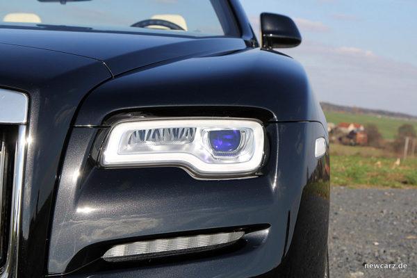 Rolls-Royce Dawn Scheinwerfer