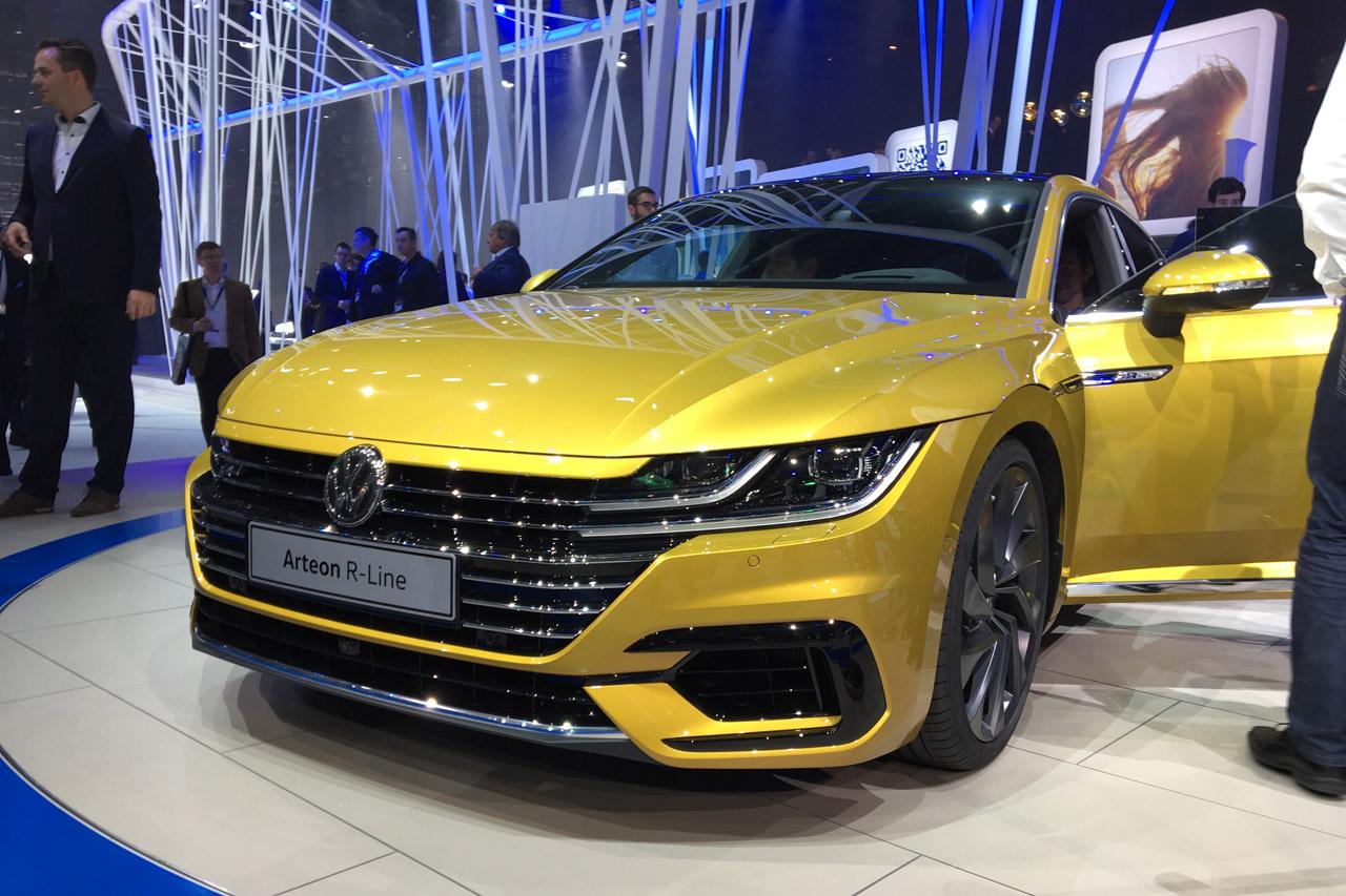 VW Arteon Genf
