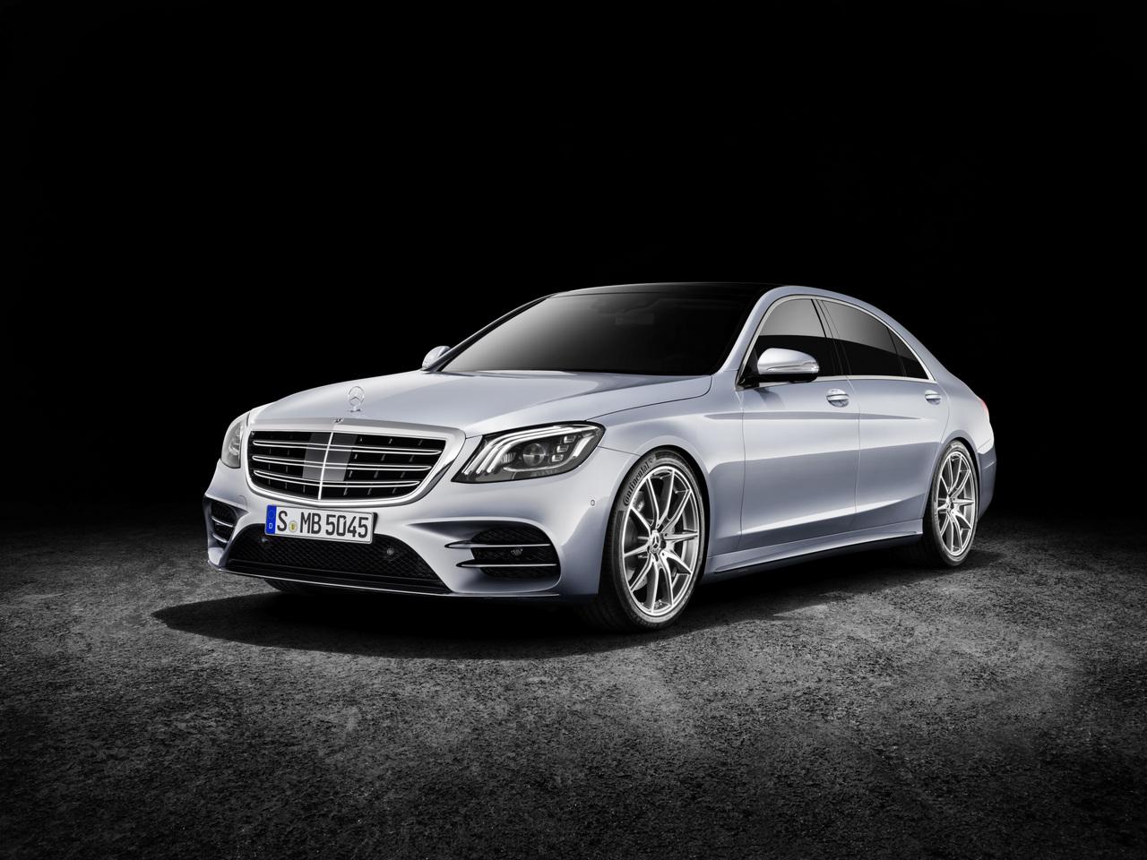 Mercedes-Benz S-Klasse Facelift - Die beste Limousine der ...