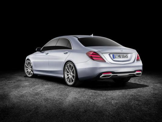 Mercedes-Benz S-Klasse Facelift