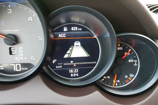 Porsche Tempostat
