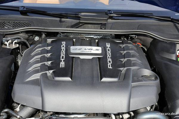 Porsche Cayenne S Diesel Motor