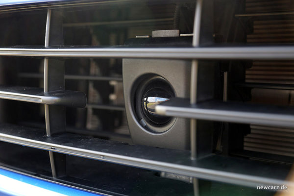 Porsche Cayenne S Diesel Radar