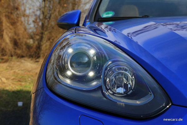 Porsche Cayenne S Diesel Tagfahrlicht