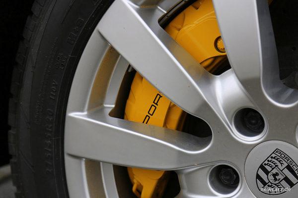 Porsche Cayenne S Diesel PCCB