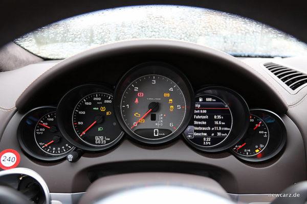 Porsche Cayenne S Diesel Verbrauch