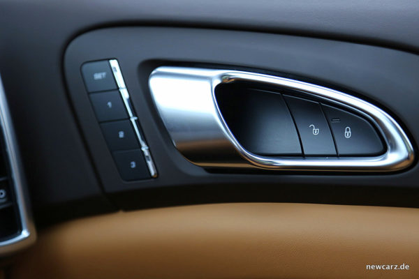 Porsche Cayenne S Diesel Sitzmemory