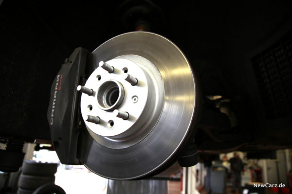 Chevrolet Camaro Convertible Bremsen