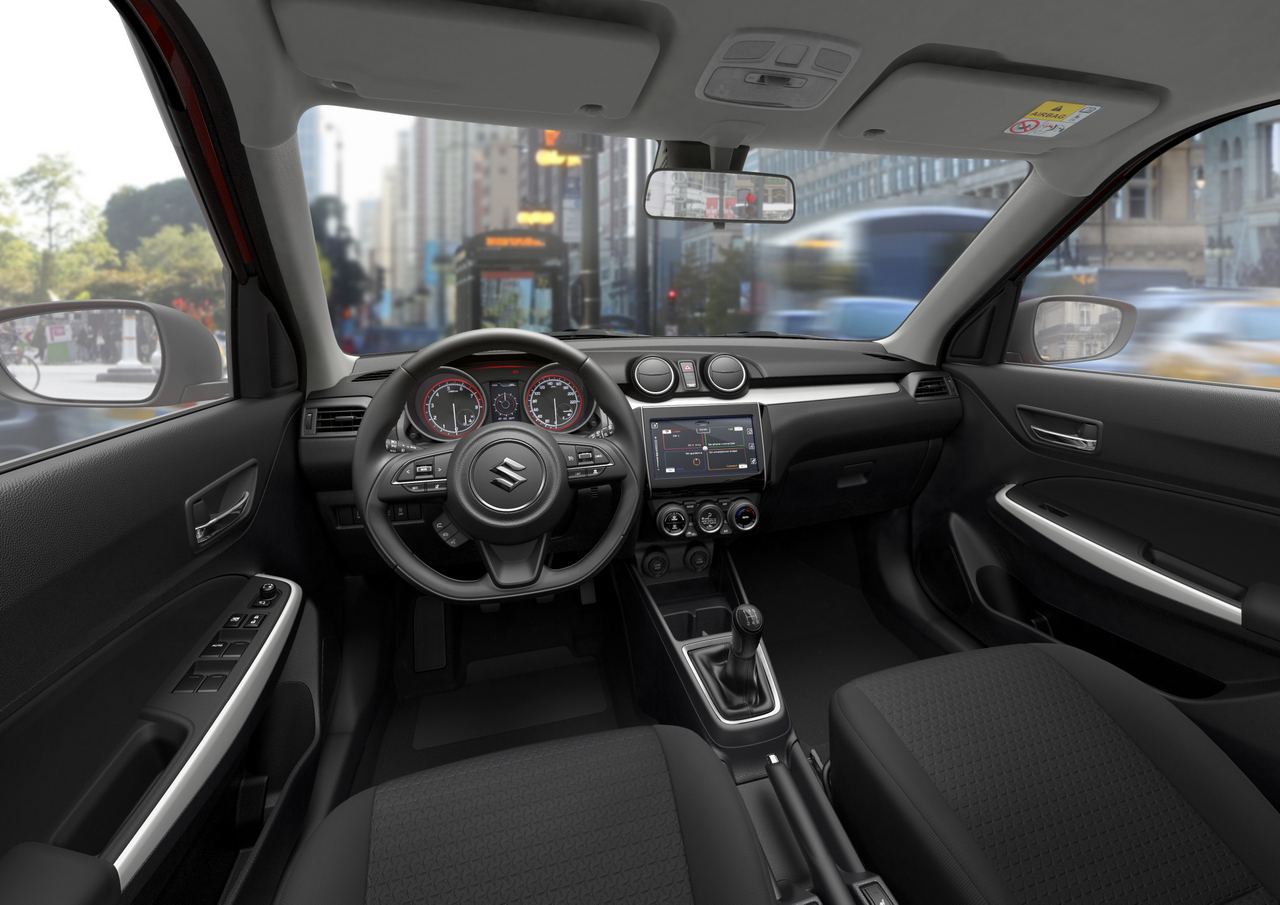 Suzuki Swift - breiter, flacher, kürzer - NewCarz.de