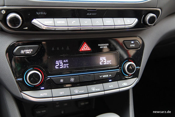 Hyundai IONIQ Hybrid Klima