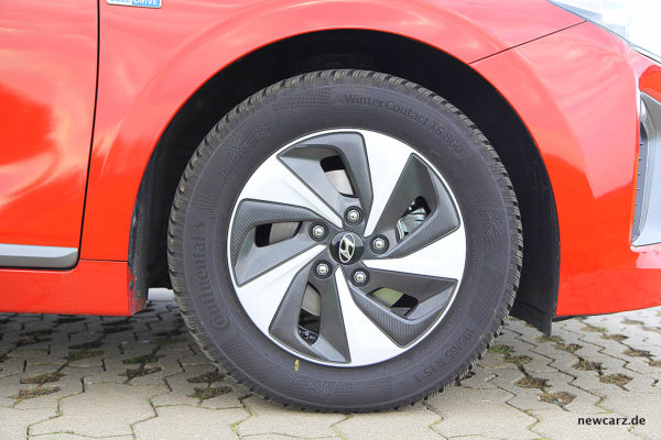 Hyundai IONIQ Hybrid Rad