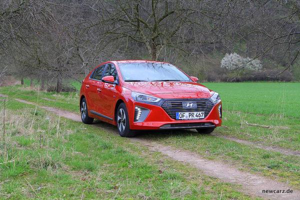 Hyundai IONIQ Hybrid Tagfahrlicht
