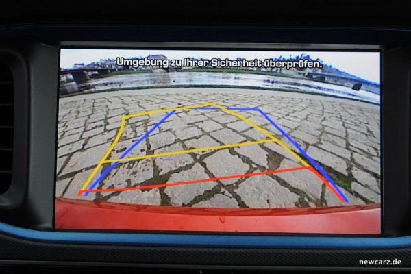 Hyundai IONIQ Hybrid Rückfahrkamera