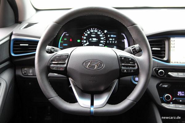 Hyundai IONIQ Hybrid Lenkrad