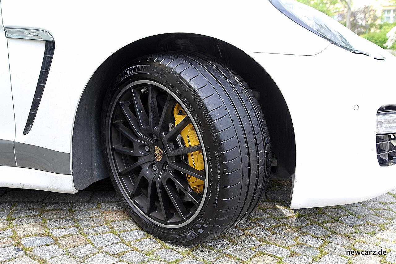 Reifentest Michelin Pilot Supersport Newcarz De